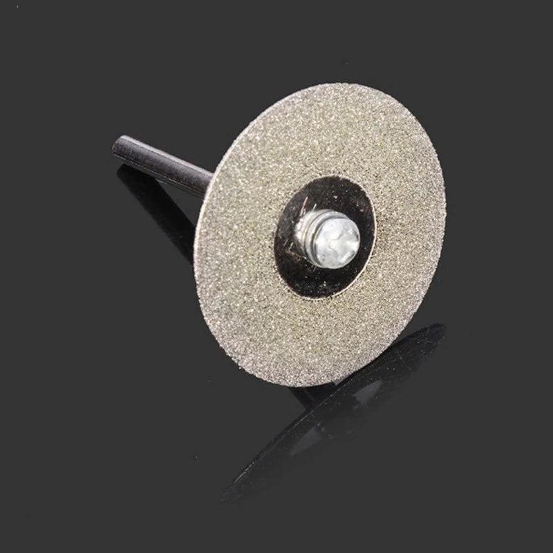 10 Pcs Diamond Cutting Wheel Cut off Discs Grinding Drill