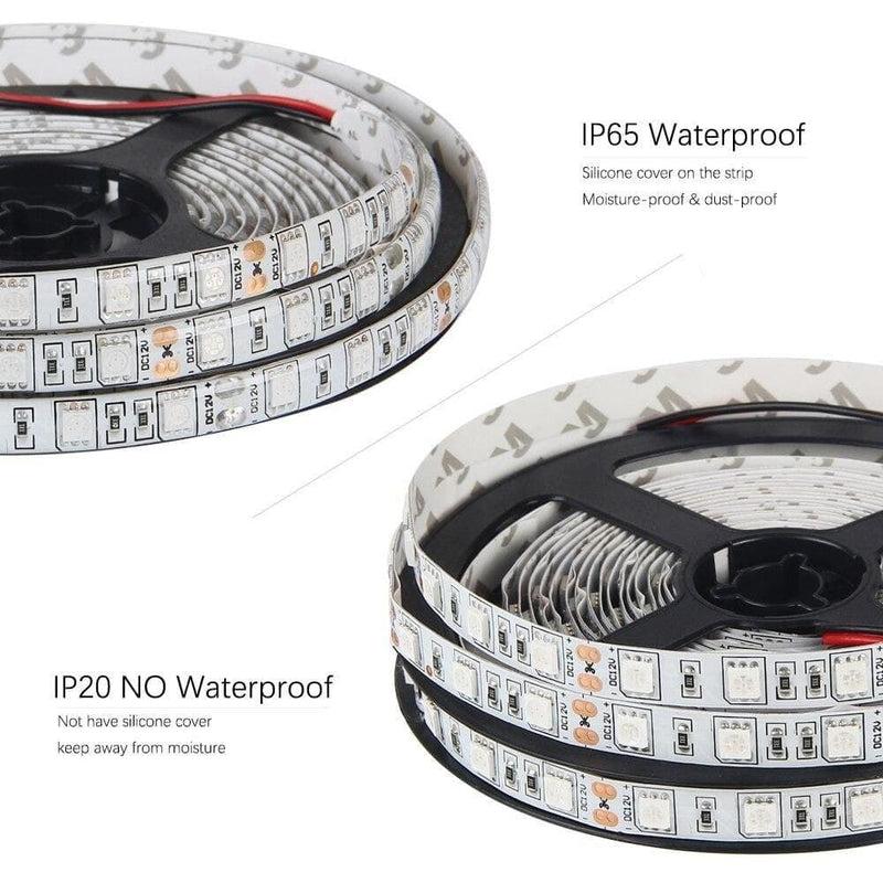 12v Led Strip Plant Grow Lights Flexible Light 5050 Smd
