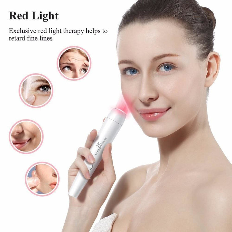 2-in-1 Red and Blue Light Acne/wrinkle/scar Removal Laser