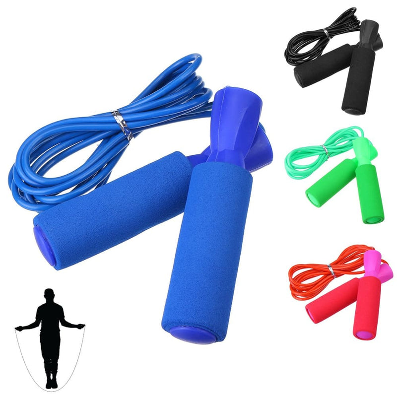 3m Rope Jumping Adjustable Steel Wire Jump Skipping Sports