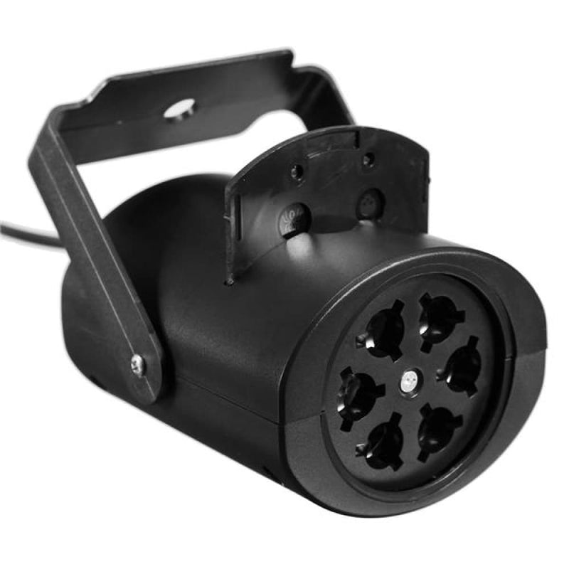 3w 4 Patterns Rgb Rotating Laser Projecter Led Stage Light