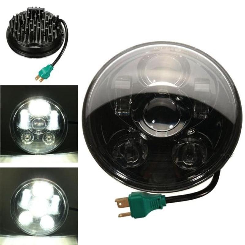 5.63 Inch Led Hi/lo Beam Headlight Lamp for Harley 12v-30v