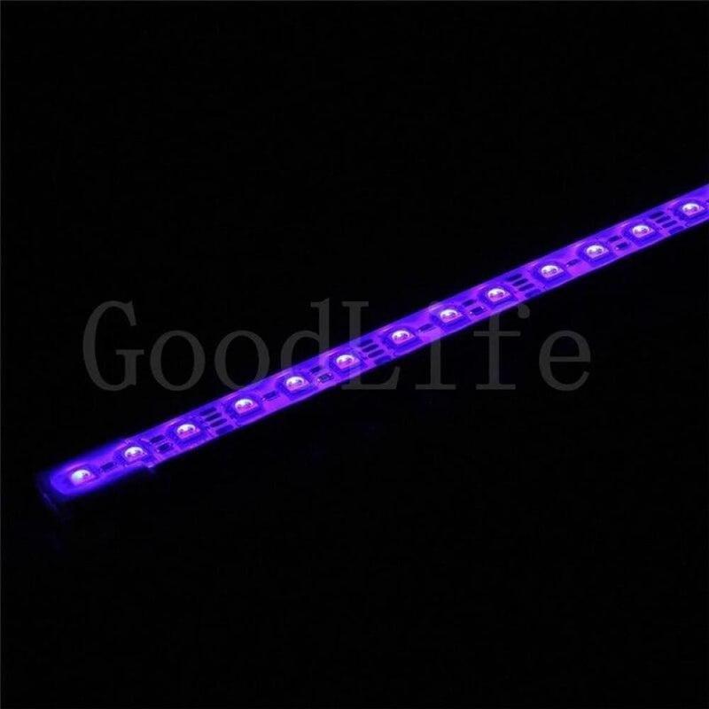5pcs Led Bar Light 5050 Rgb Dc12v 36leds 50cm Ip68