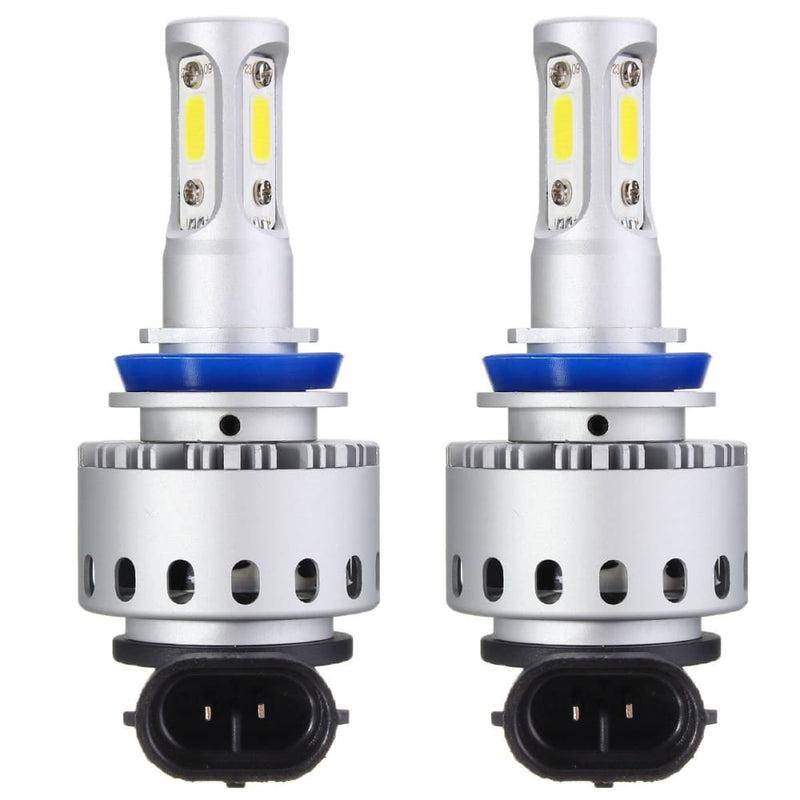 90w 12000lm Cob Led Car Headlights Bulbs Fog Lamps H4 H7 H11