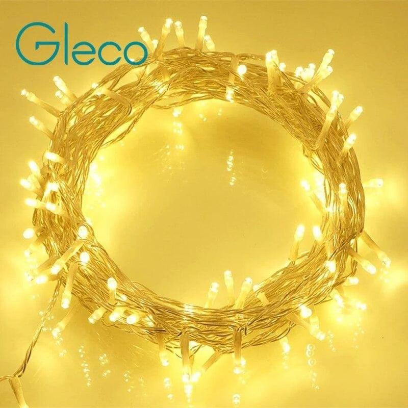 Ac110/220v 10m 100leds 8 Modes Led String Light Christmas