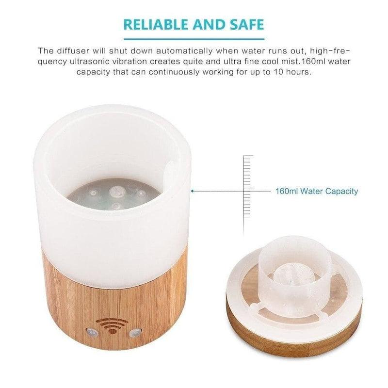 Aroma Diffuser App Smart Machine Pure Natural Environmental