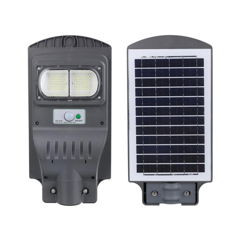 Augienb Solar Powered 140/280/420/560led Street Light Pir