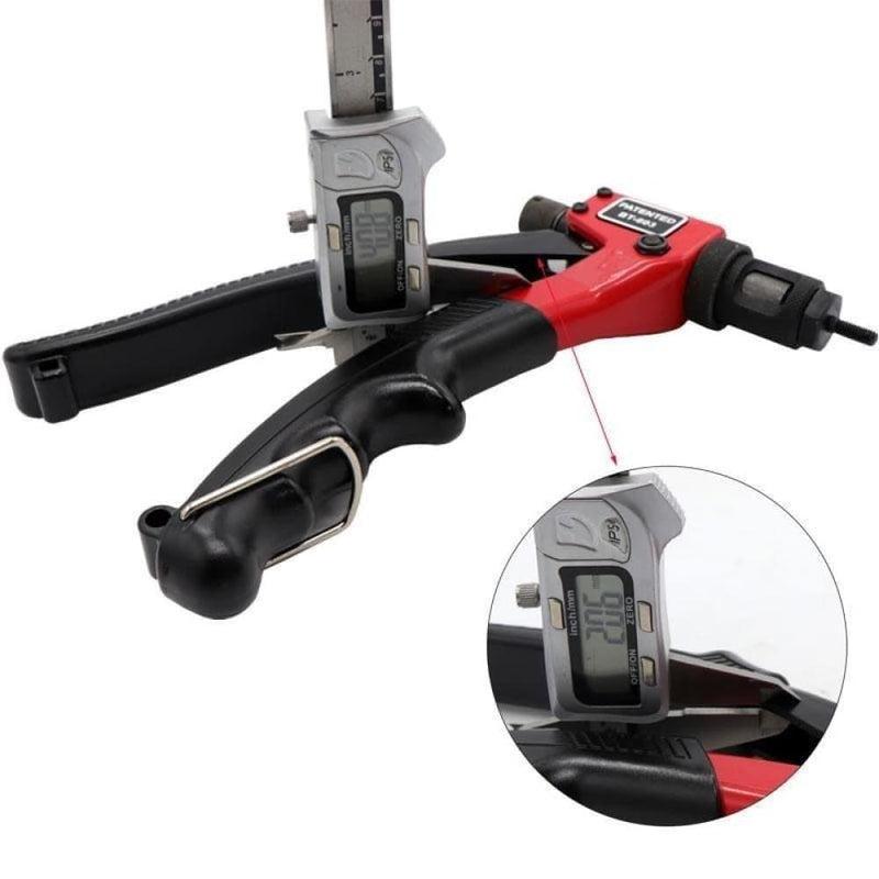 Bt-603 Rivet Gun Kit Hand Nut Setter Rivnut Setting Tools