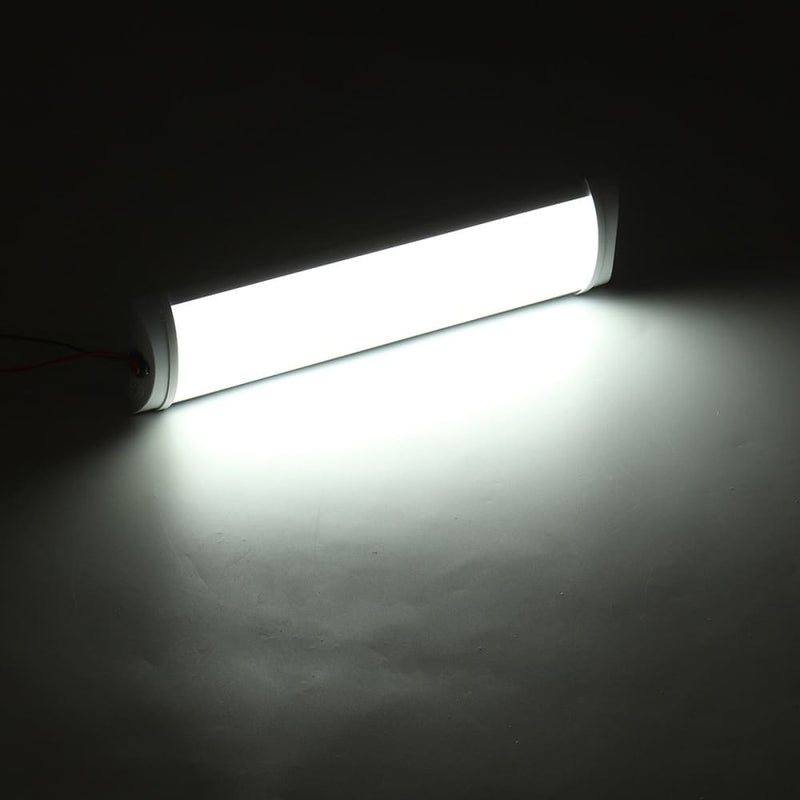 Car 72 Leds 3 Row Indoor Ceiling Light Compartment Lamp with