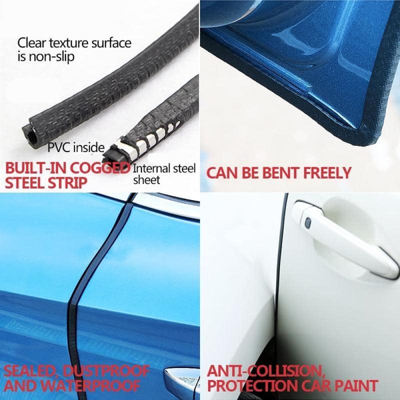 Car Door Protector Decortaion Strip Universal Auto Edge