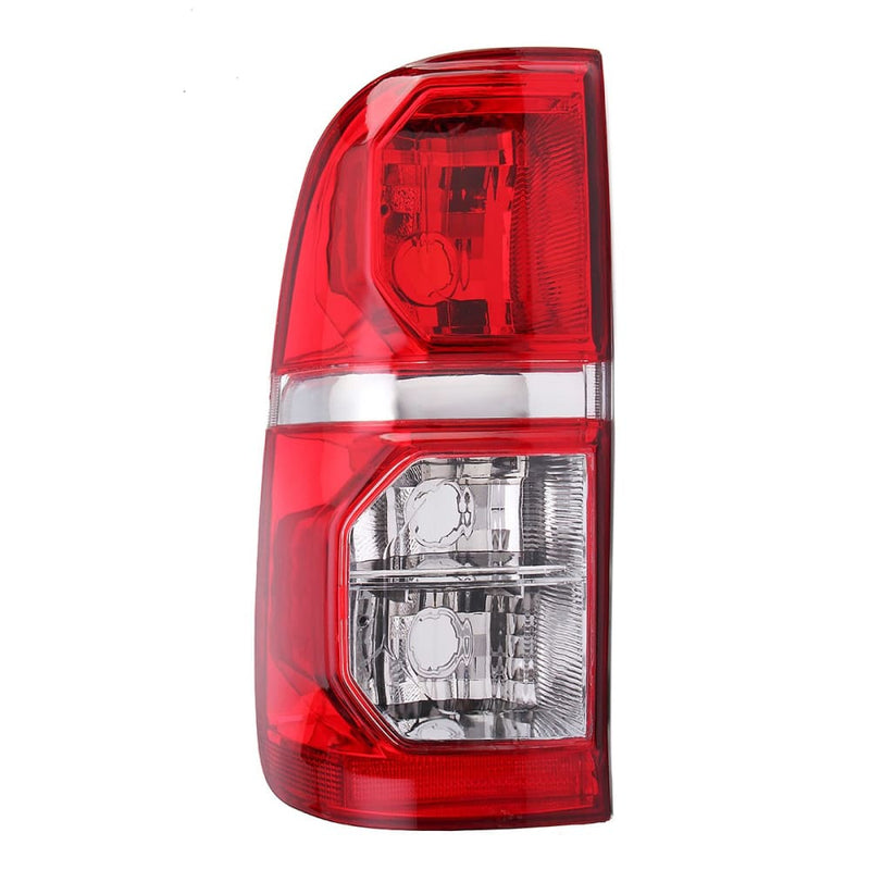 Car Rear Left/right Tail Light Brake Lamp Red Withou Bulb
