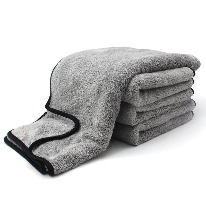 Car Wash Cloth Microfiber Towel Auto Deatiling Cleaning Door