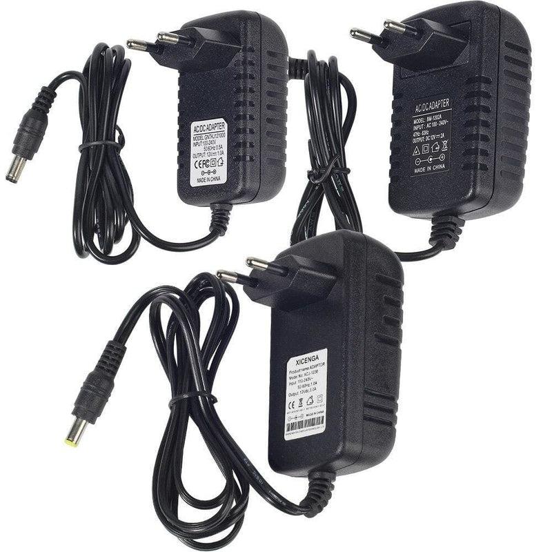 Dc12v 1a 2a 3a 5a 8a 10a Power Supply Dc 12v Adapter Led