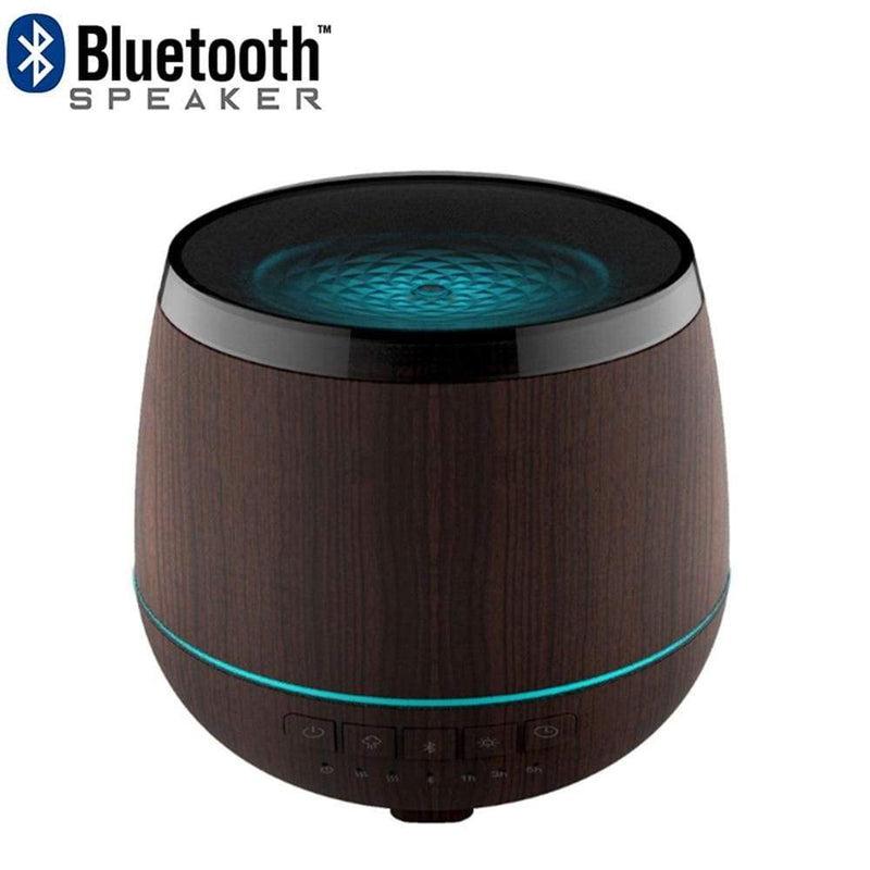 Diffuser 200ml Bluetooth Speaker Ultrasonic Cool Mist