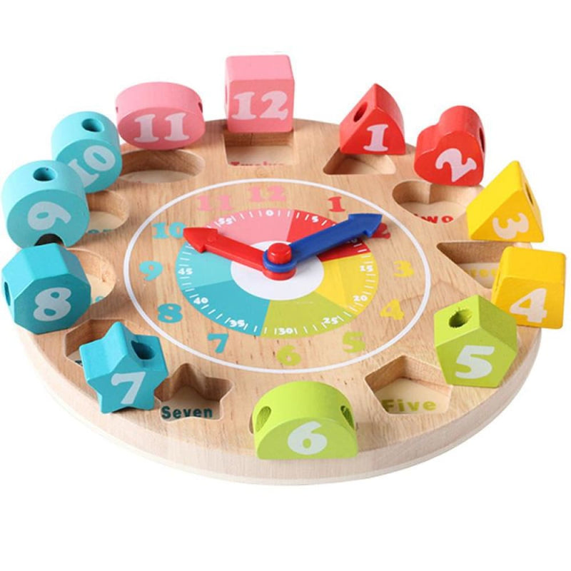 Digital and Time Cognition the Bead Game