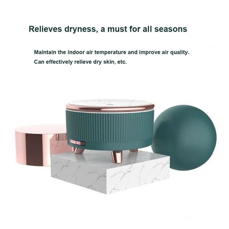 Essential Oil Aroma Diffuser Air Humidifier Purifier