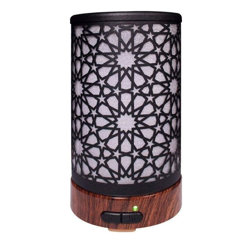 Essential Oil Diffuser Desk Wrought Iron Hollow Air