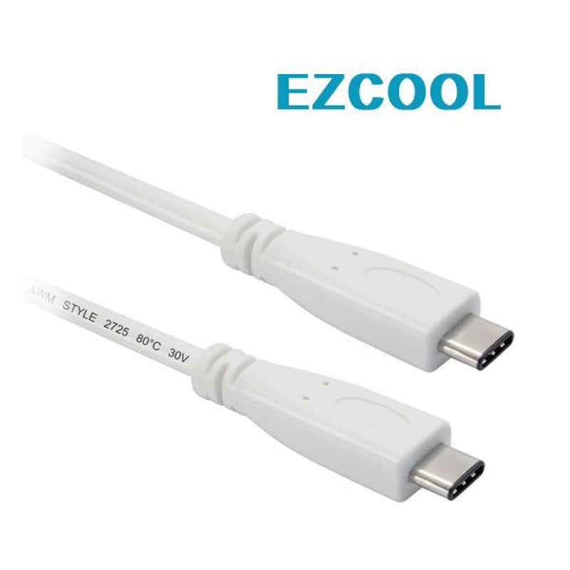 Ezcool 1m Skymaster Usb3.1 Cable Type C to White