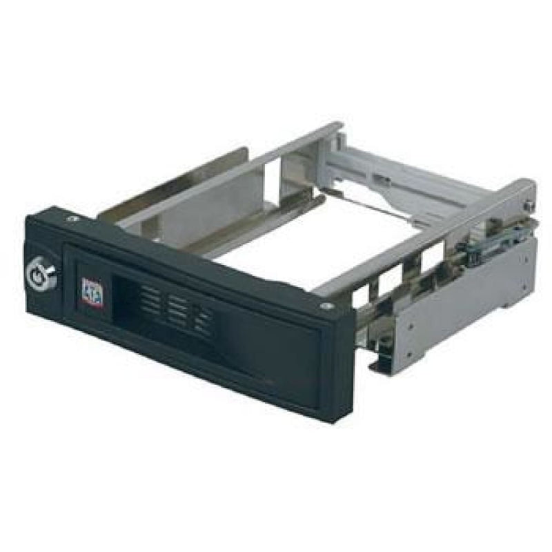 Icy Box Trayless Mobile Rack for 3.5 Sata Hdds (ib-168sk-b)