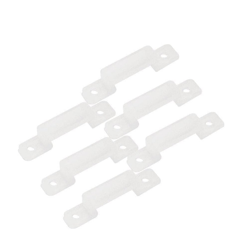 Led Connector Clip for Fixing Flexible Light Strip 3528 5050