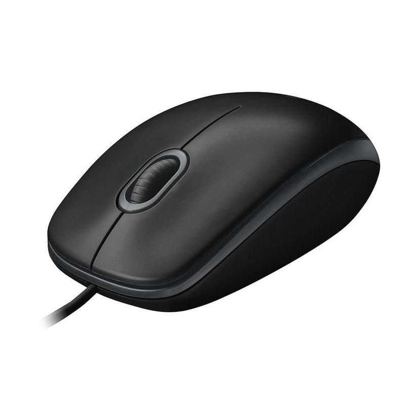 Logitech B100 Optical Usb Mouse (910-001439)