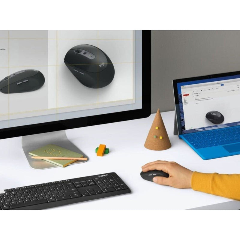 Logitech M590 Silent Wireless Mouse ---new (910-005203)