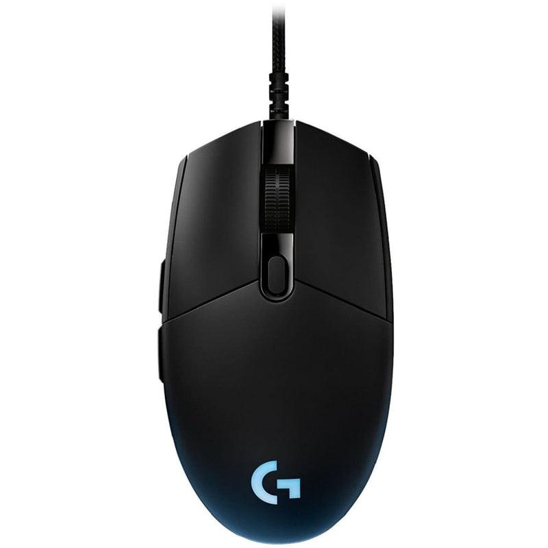 Logitech G Pro Gaming Rgb Optical Mouse (910-005127)