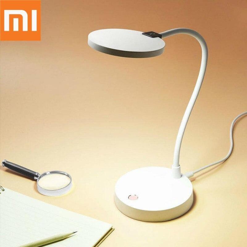 Mijia Coowoo U1 Intelligent 2usb Led Desk Lamp with Light