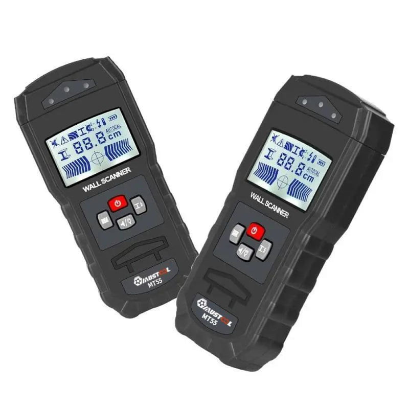 Mustool Mt55 Digital Wall Scanner Detector Detecting Wire
