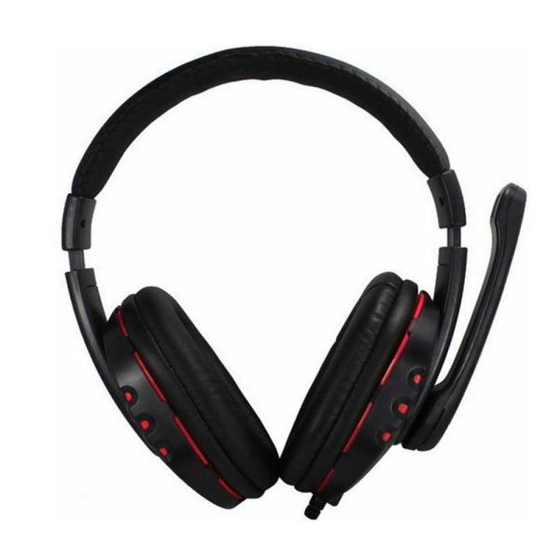 Ovleng Q7 Usb Computer Headphones with Mic and Volume