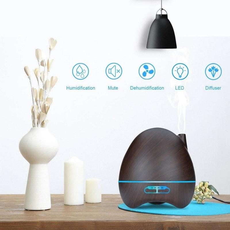 Remote Control Aroma Egg Diffuser Essentia Oil Fragrances