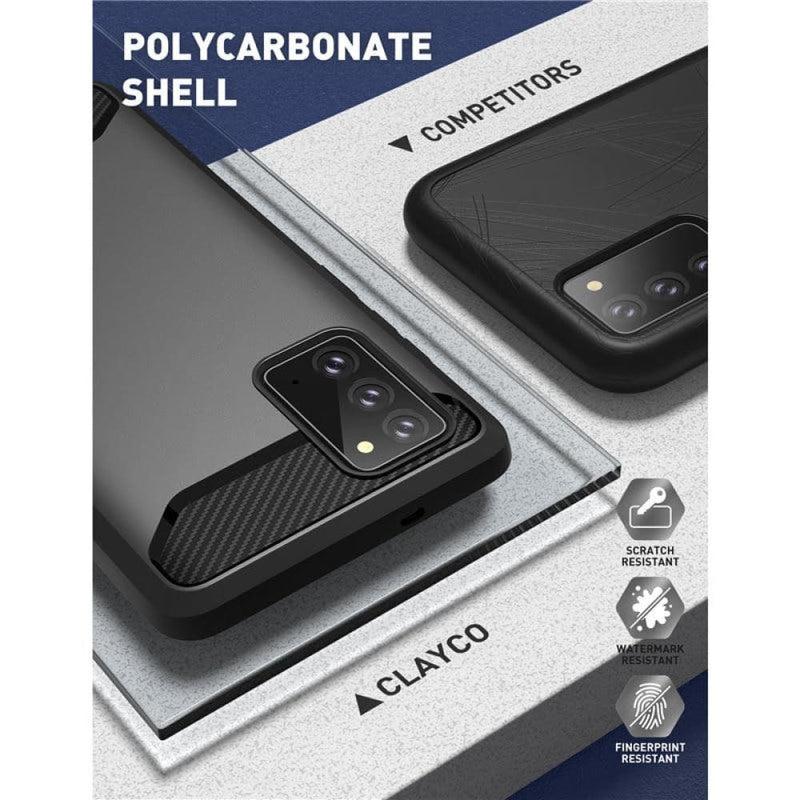 For Samsung Galaxy Note 20 Case 6.7 (2020) Rugged W/