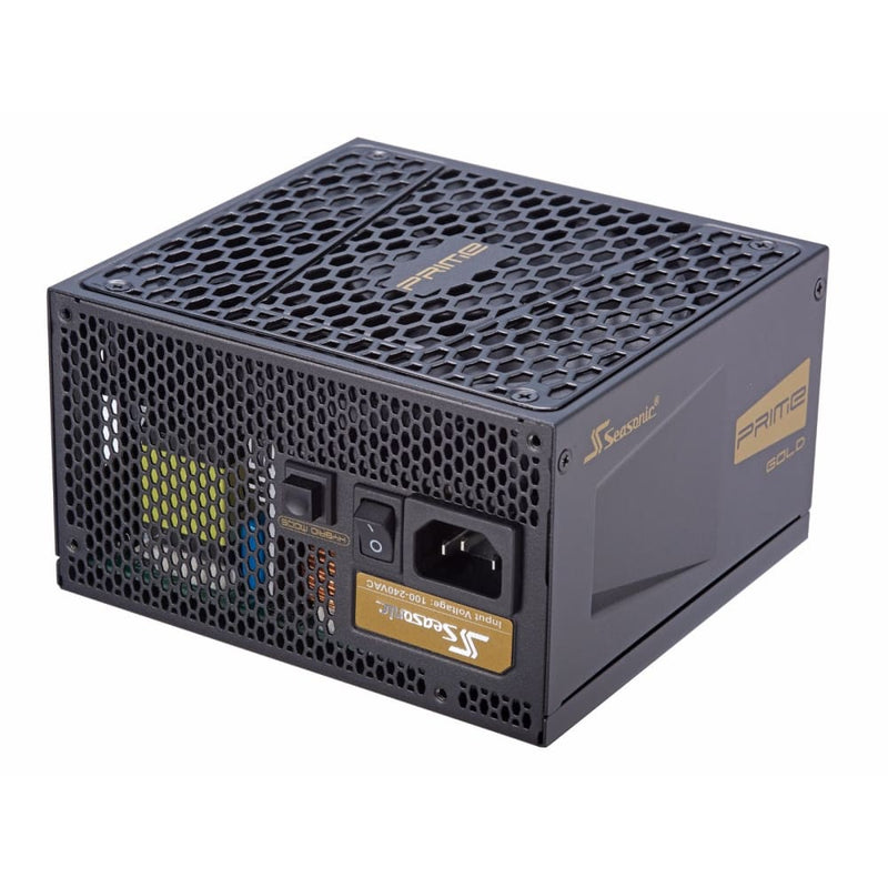 Seasonic 650w Prime Ultra Gold Psu (ssr-650gd2)