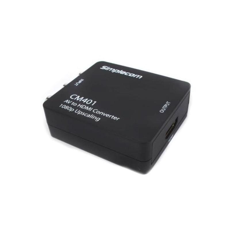 Simplecom Cm401 Composite Av Cvbs 3rca to Hdmi Video