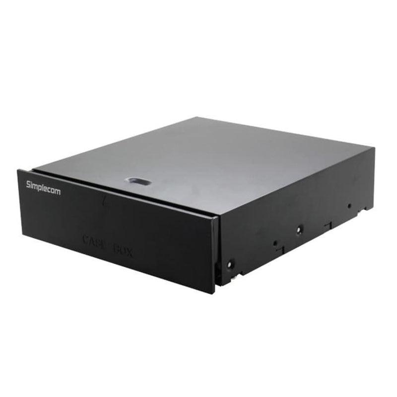 Simplecom Sc501 Desktop Pc 5.25 Bay Accessories Storage Box