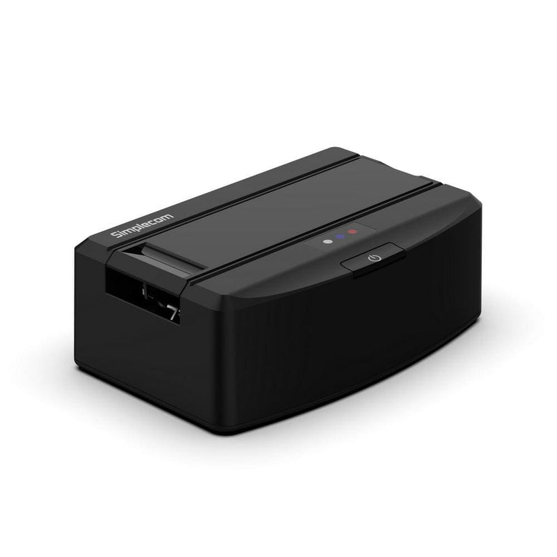 Simplecom Sd311 Usb 3.0 Docking Station with Lid for 2.5 and