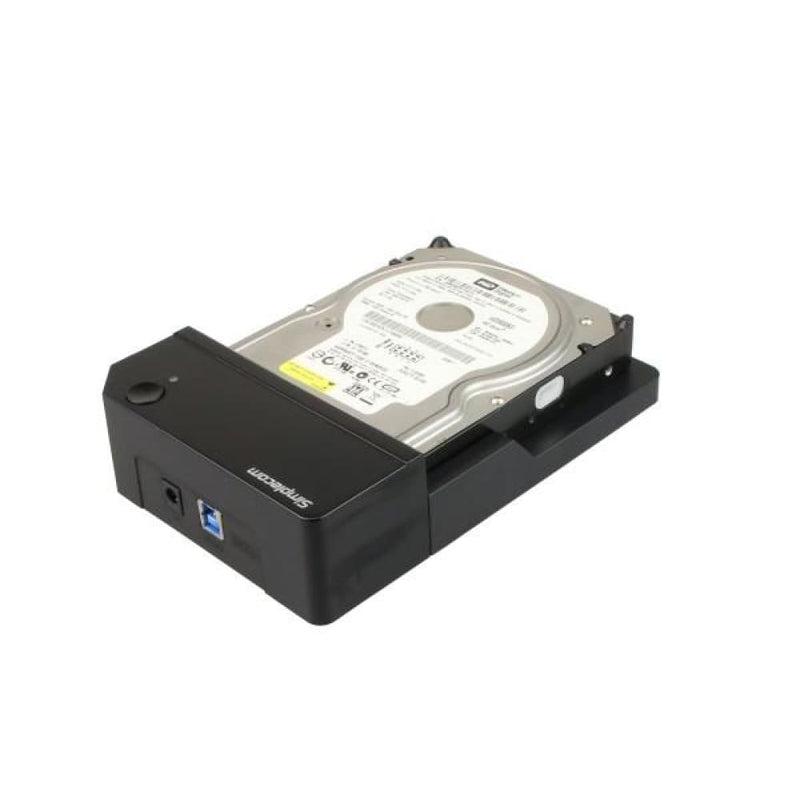 Simplecom Sd323 Usb 3.0 Horizontal Sata Hard Drive Docking