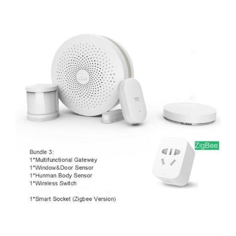 Smart Home Kit Gateway Version 2 Door Window Sensor Human