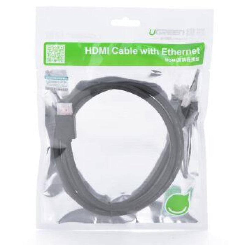 Ugreen 1.4v full Copper 19+1 Hdmi Cable 1m (10106)