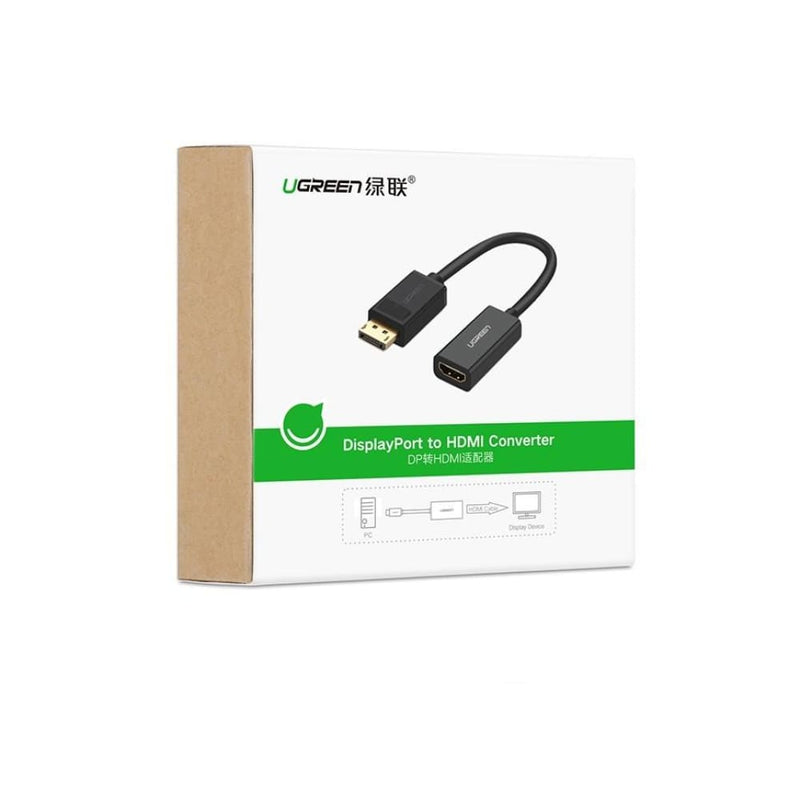 Ugreen Displayport Male to Hdmi Female Converter 4k*2k 40363