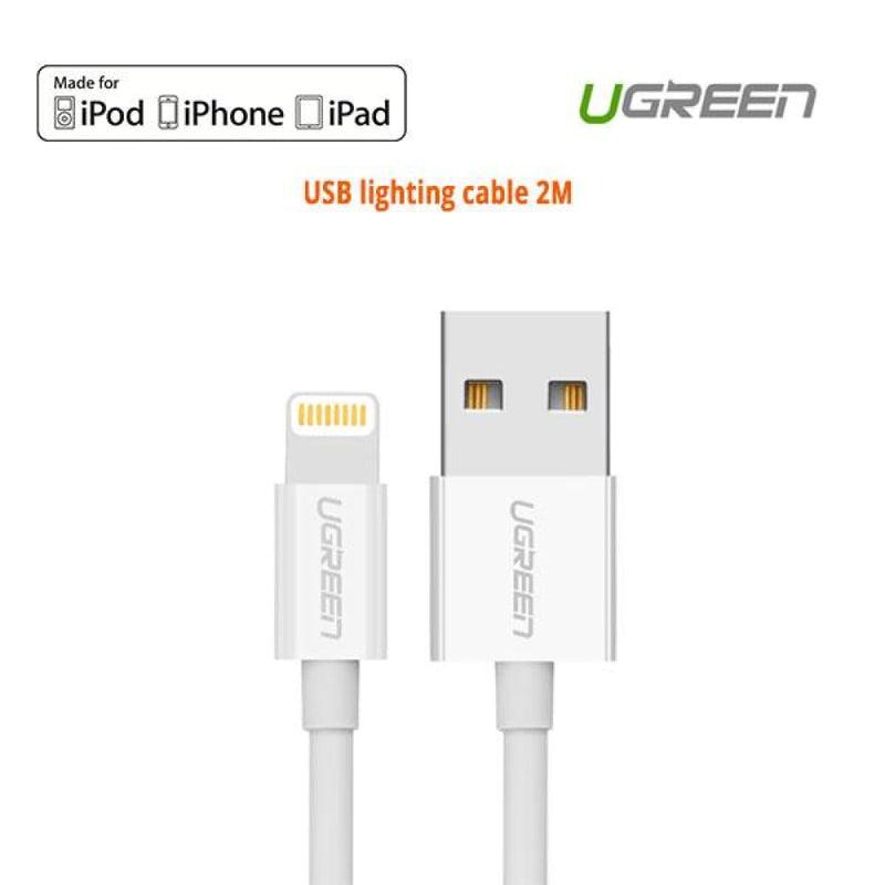Ugreen Lighting to Usb Cable 2m (20730)