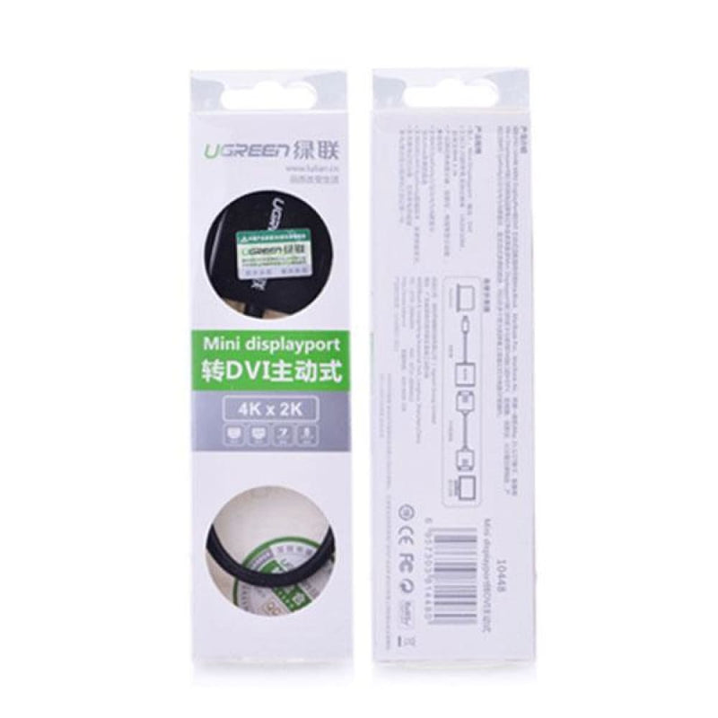Ugreen Mini Displayport Male to Dvi Female Active Converter