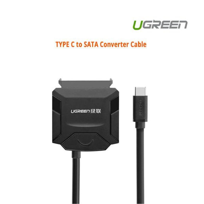Ugreen Usb 3.0 Type C to Sata Converter Cable (40272)