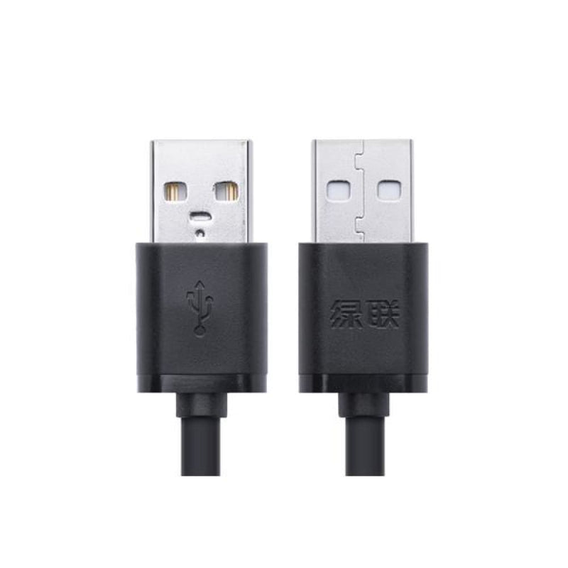 Ugreen Usb2.0 a Male to Cable 1m Black (10309)