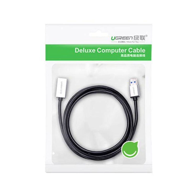 Ugreen Usb3.0 Male to Female Extension Cable 2m (10373)