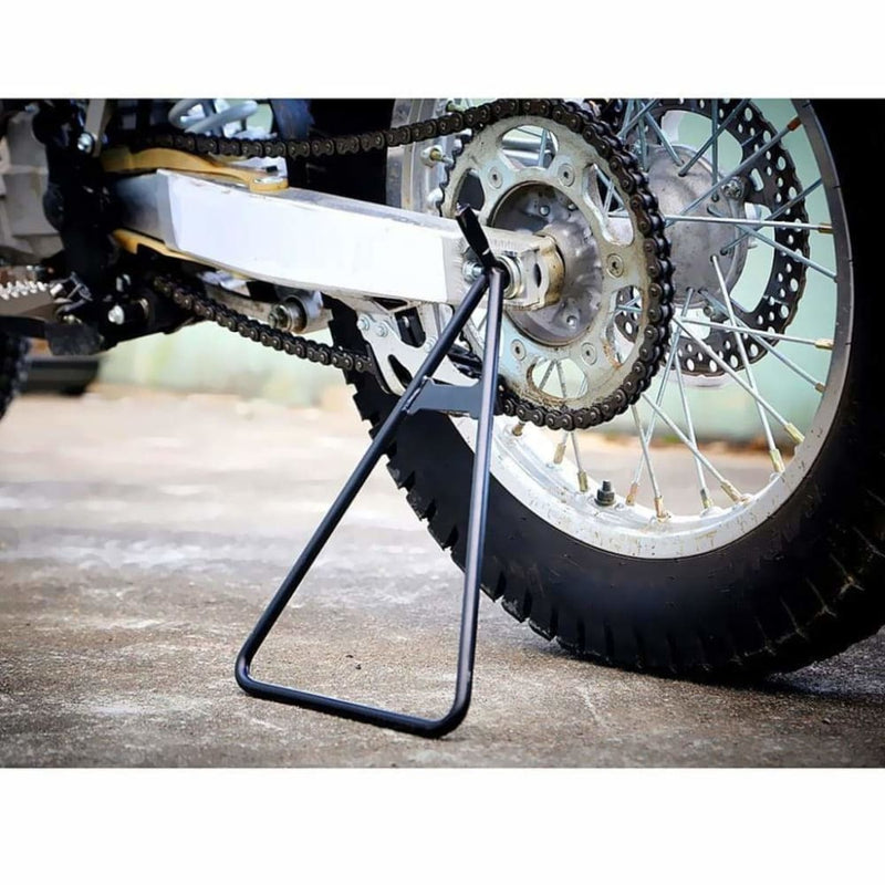 Universal Motorcycle Triangle side Stand Fit Dirt Bike Mx
