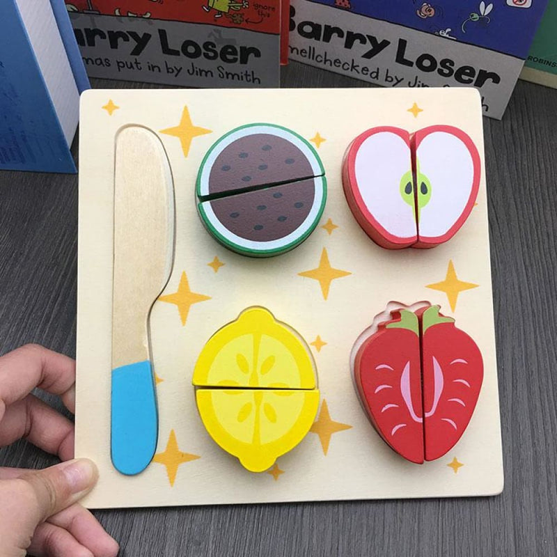 Vegetables and Fruits Montessori Educational Toy