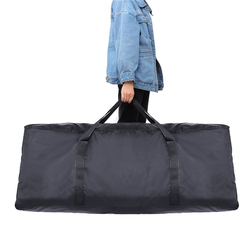 Zanlure 110x25x45cm Fishing Bag Waterproof Handbag Shoulder