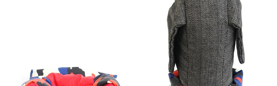Winter Pet Dog Clothes Super Warm Jacket Thicker Cotton Coat
