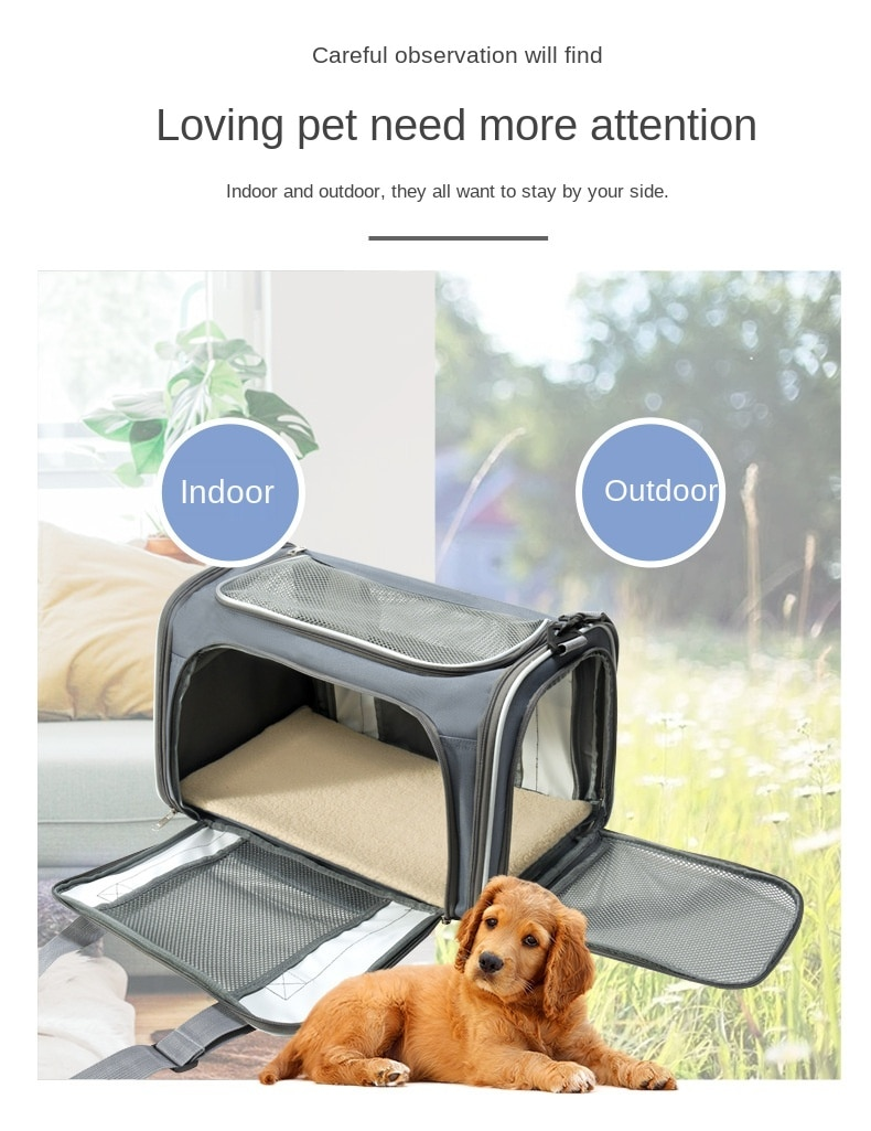 Cat Carrier Bags Small Dog Cat Backpack Window Mesh Pet